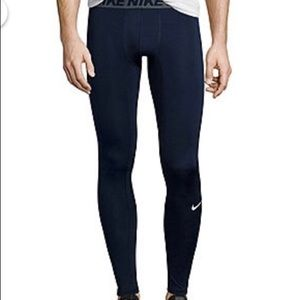 Nike Dri-Fit Base Layer Tights for Men